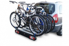 MWAY FOXHOUND TOWBALL MOUNTED 4 CYCLE CARRIER - BC3014